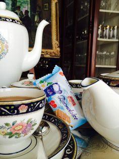 Tea time#freddi #snack #merenda #