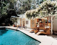 Best swimming pools by Vogue