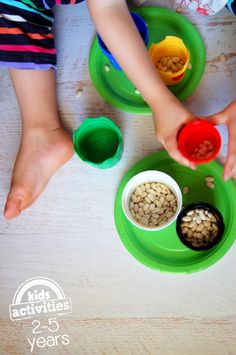 Stacking Cups - Ways for every age to play! - Kids Activities Blog
