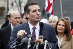 The taming of Ted Cruz or the #beast