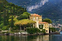 Villa del Balbianello: Luxury on Lake Como, Italy .