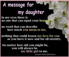 20 Best Mother And Daughter Quotes quotes quote kids mom mother daughter family quote family quotes children mother quotes daughters Love My Daughter Quotes, My Beautiful Daughter, To My Daughter, Son Quotes, Qoutes, Nephew Quotes, Baby Quotes, Sayings About Daughters, Daughter Graduation Quotes