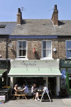 The Pig and Pastry, a great place to go.