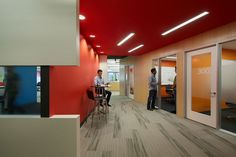 SquareTrade's Cutting-Edge Headquarters | design Blitz San Francisco