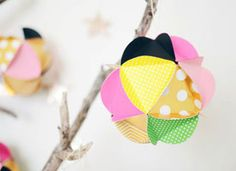 13 Projects to Make With Paper on Etsy #craftparty #etsyblog #inspiration