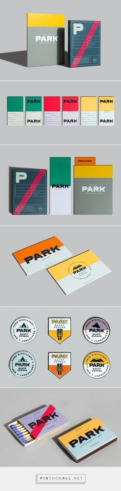 New Logo for Park Restaurant by Glasfurd & Walker — BP&O - created via http://pinthemall.net