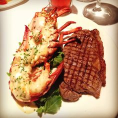 Ultimate surf and turf from Gows