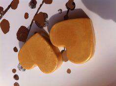 Heart of Gold Lotion Bar by lovemybathcandy on Etsy, $3.50