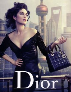 Lady Dior - I can never get over this bag.