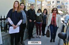 Διαμαρτύρονται οι εκπαιδευτικοί για την τροπολογία στον διορισμό δασκάλων ειδικής αγωγής. Παράσταση διαμαρτυρίας στην Κοζάνη (φωτογραφίες)