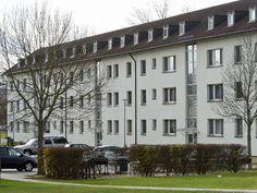 patrick henry village heidelberg germany | ... Wohngebäude in Patrick Henry Village. (Foto: Stadt Heidelberg