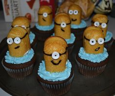 Aloha: Yinz Mangia: Marissa's Despicable Me Birthday Party