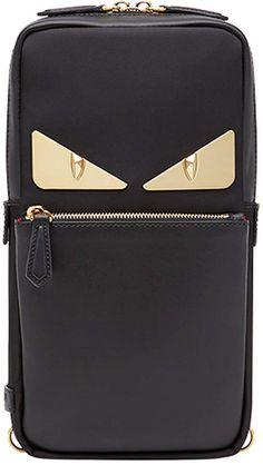 9cd6a6cdb3 Fendi Bag Bugs one-shoulder Backpack