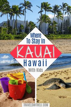 Where to stay on the island of Kauai, Hawaii with kids - Each side of the island of Kauai is so different. Find the area best for your Hawaii family beach vacation. Source by thestokefam Beach vacation outfits Hawaii Travel, Travel Usa, Kauai Hawaii, Travel Tips, Travel Destinations, Hawaii Vacation, Beach Travel, Travel Ideas, Travel With Kids