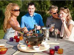 barbecook Joya, le petit barbecue de table présenté par Raviday #raviday #barbecue #bbq #party #amis #soiree #apero #grillade #grill