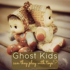 Are your kid's toys playing music from across the room, long after bedtime? What gives? Is it a ghost? Can they even do that? Yep, they can.