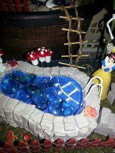 DIY Fairy pool