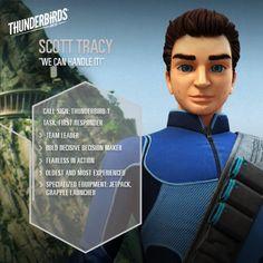 f:id:oheru:20150408200507j:plain Thunderbird 1, Thunderbirds Are Go, Team Leader, Tv Series, Netflix, Sisters, Harry Potter, Childhood, Universe