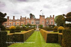 Great Fosters wedding photograph of the house. Great Fosters, Wedding Venues, Wedding Ideas, Best Wedding Photographers, London Wedding, Big Day, Dolores Park, Mansions, House Styles