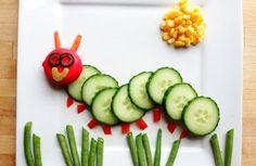 platos creativos para niños 14 Avocado Egg, Creative Food, Kids Meals, Holiday Recipes, Special Occasion, Good Food, Birthdays, Ethnic Recipes, Fun