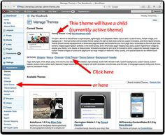 Create a Child Theme for WordPress in One Click
