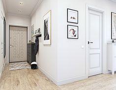 "Check out new work on my @Behance portfolio: ""Scandinavian hallway"" http://be.net/gallery/40136361/Scandinavian-hallway"