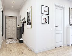 "Check out new work on my @Behance portfolio: ""Scandinavian hallway"" http://be.net/gallery/40136361/Scandinavian-hallway"