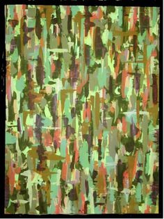 "Price: $4,650  MICHAEL MUT  Wintergreen   Oil on Linen, 68"" x 54""  Estimated Value: 8,000  Contact: charlotte@rushartsgallery.org"