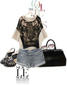 """""""Cool Girl"""" by fashionwholesalecity ❤ liked on Polyvore"""