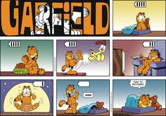 Garfield Comic Strip, October 20, 2013 on GoComics.com