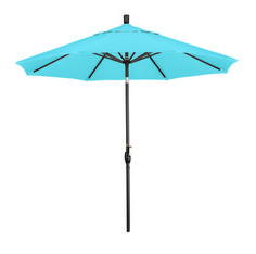 PHAT TOMMY 11 Foot Aluminum Umbrella Made with Pacifica Fabric