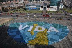 Cambiando la ciudad con pintura: Boa Mistura en Bogotá