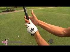 Take Your Golf Grip in the Air - YouTube
