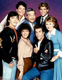 Henry Winkler 'helping down and out co-star Erin Moran get a role ...