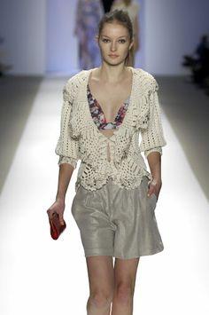 Outstanding Crochet: Designer       ♪ ♪ ... #inspiration #diy GB http://www.pinterest.com/gigibrazil/boards/
