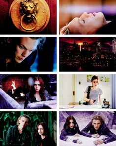 The City of Bones Jace  Clary