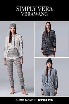 471f5d73094 Simply Vera Vera Wang Pajamas