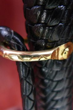 La dragonne Rings For Men, Leather Working, Men Rings