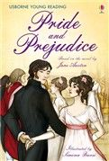 'Pride and prejudice' book cover
