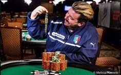 Max Pescatori racconta a Gioconews.it il terzo Wsop poker bracelet: 'Il mio stimolo è la competizione'