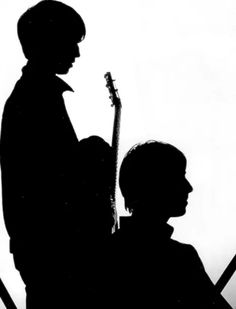 """jesuswasbatman: """" Legends in silhouette. Lennon Gallagher, Liam Gallagher Oasis, Noel Gallagher, Great Bands, Cool Bands, Rock And Roll, Oasis Music, Hard Rock, Liam And Noel"""