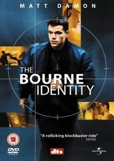 'The Bourne Identity' Franka Potente, Matt Damon, Chris Cooper The Bourne Identity, Love Movie, Movie Tv, Movie Shelf, Movies Showing, Movies And Tv Shows, Film Mythique, Streaming Hd, Movies Worth Watching