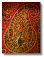 paisley tattoo   Rampant Scotland Newsletter - 15 February 2003