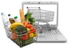 Grocery shopping online @ http://goo.gl/EOYwB7