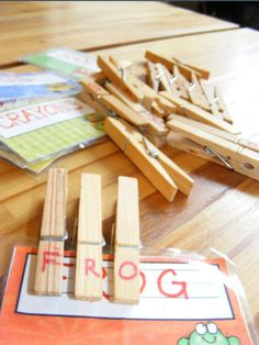 great for teaching sight words