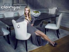 Dorya Global-- a lovely dining table...