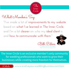 Do you want to grow your wedding business while creating more freedom for yourself?