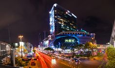 MBK Shopping Centre #Thailand #Photography