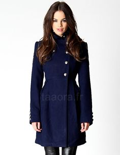a29be08631a5e Manteaux d hiver à moins de 60 euros – Taaora – Blog Mode, Tendances, Looks