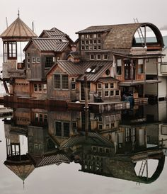 .House on the water in Bayview, Idaho